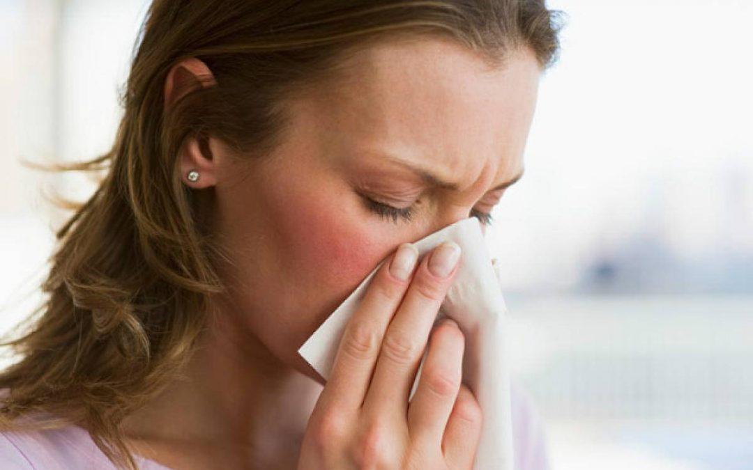 التهاب بینی و انواع رینیت ها