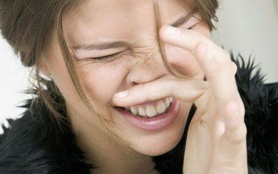 خارش بینی و روش های درمان آن
